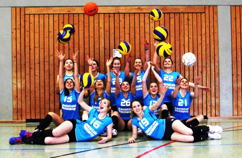D2 2015 Team Bälle
